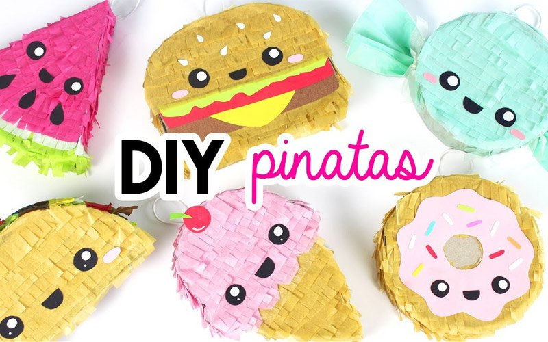 Do It Yourself: Piñata's