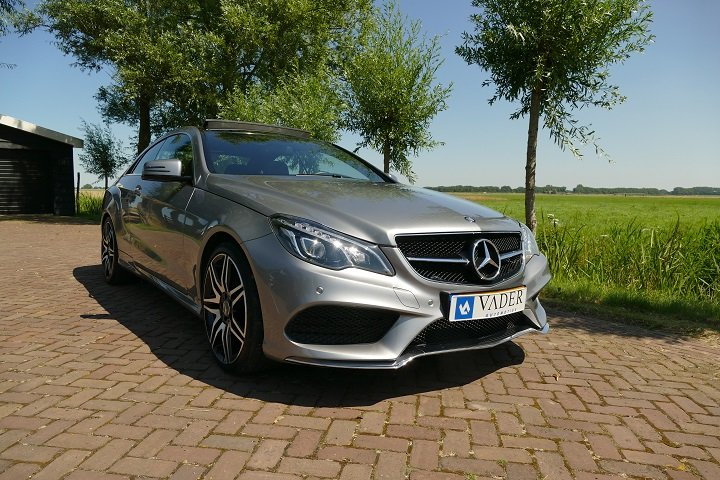 Mercedes-Benz E200  Coupe Sport AMG 7G- Tronic