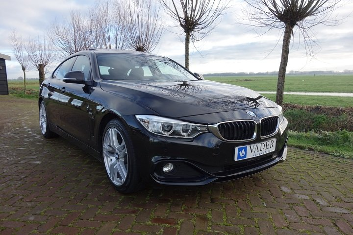 BMW 420dA Gran Coupe Sport Line Navi Xenon Schuifdak Head-Up
