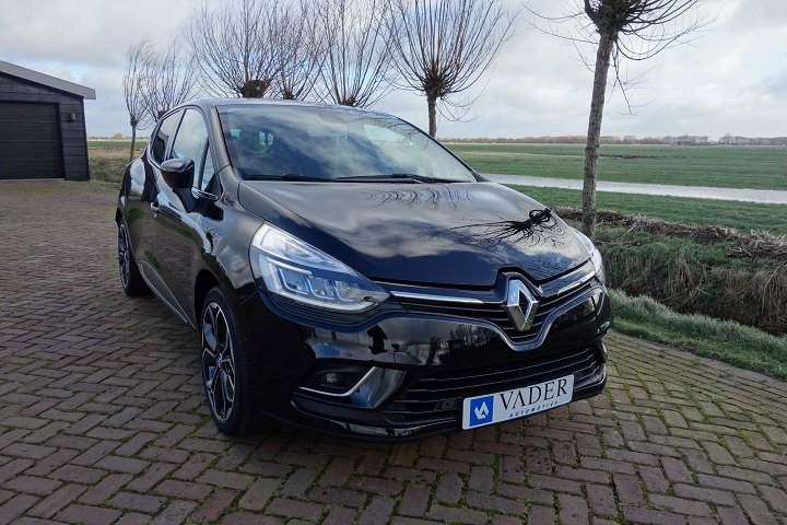 Renault Clio 0.9 Tce Intens Navi Camera Led Climate
