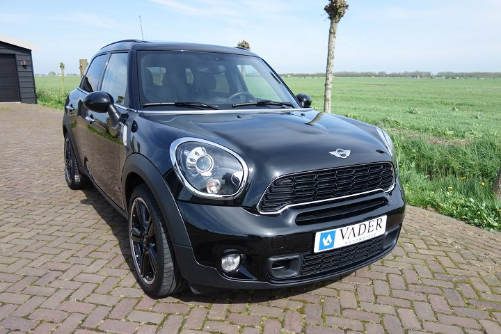 Mini Countryman Cooper S All4 184pk Chili Wired Panodak Full options