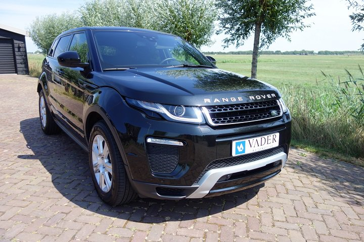 Range Rover Evoque 2.0 Si4 SE Dynamic Panoramadak Camera Navi LED