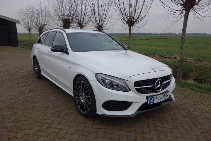 Mercedes-Benz C450 AMG 4MATIC Night 19'' LM Burmester ILS