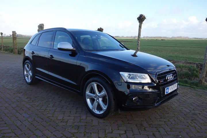 Audi SQ5 3.0 TDI Quattro Pro Line PLus B&O Sound LED Alcantara Exclusive