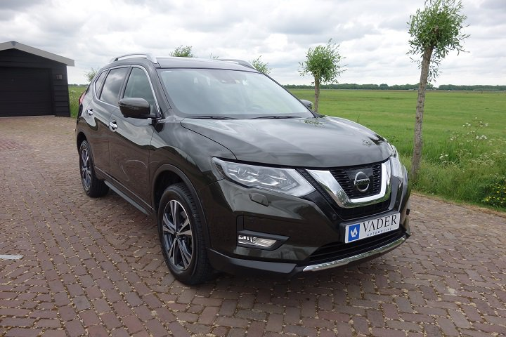 Nissan X-Trail 2.0 dCi 4x4i N-Connecta Trekhaak Multimedia Birdview