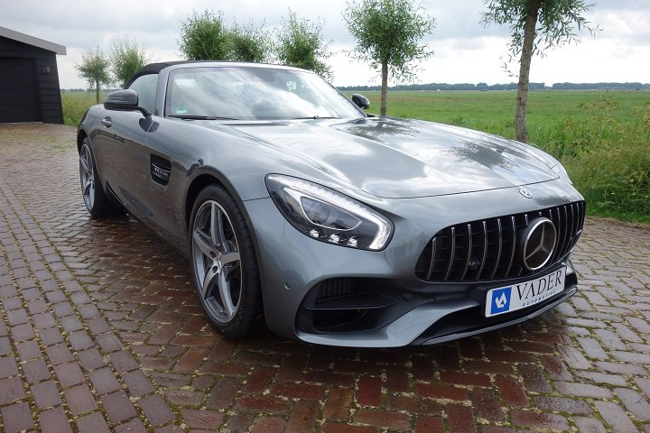 Mercedes-Benz AMG GT  Roadster Night Burmester Comand Memory Nappa