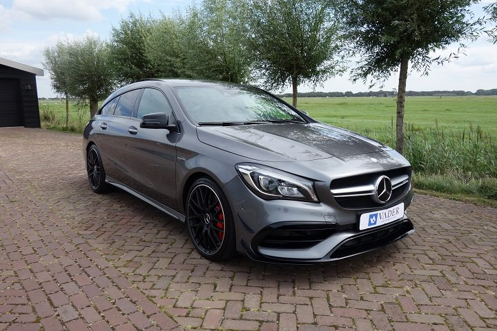 Mercedes-Benz CLA 45  AMG 4Matic Shooting Brake Full Options