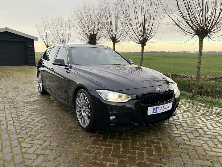 BMW 320d Touring Aut. High Executive M- Sportpakket HUD 1ste Eig.