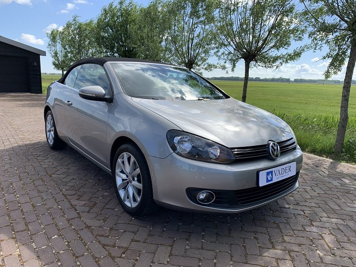 Volkswagen Golf Cabrio 1.2  Highline Navi Cruise Climate PDC