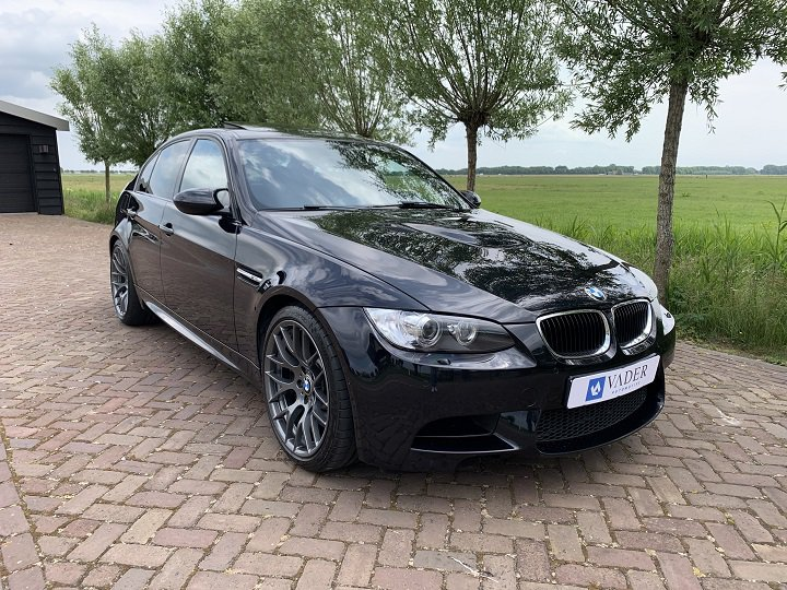 BMW M3 DCT E90 4.0 V8  Competition Full Options 1ste Eigenaar